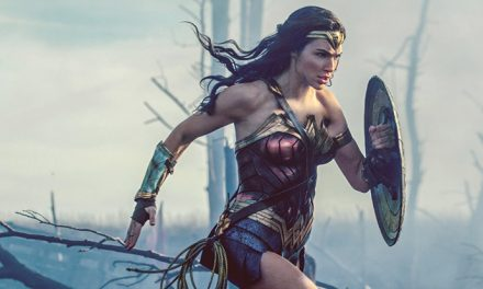 Wonder Woman on DVD, Blu-ray, 3D and 4K September 20