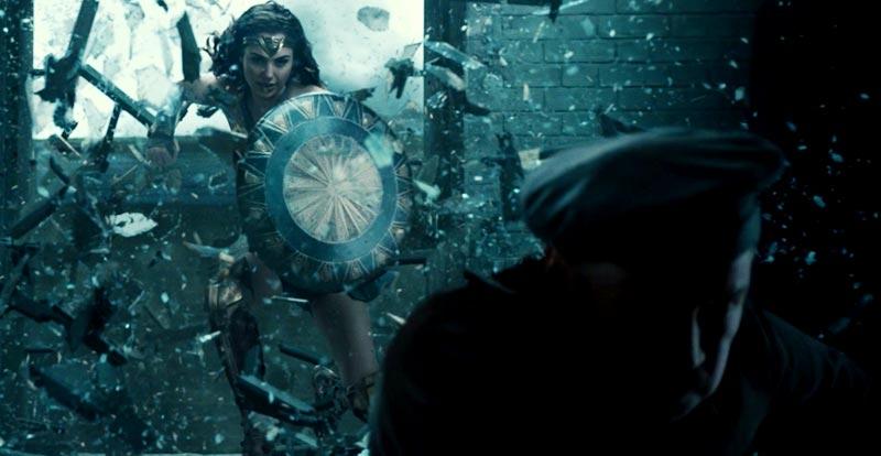 Putting the wonder in Wonder Woman – the VFX