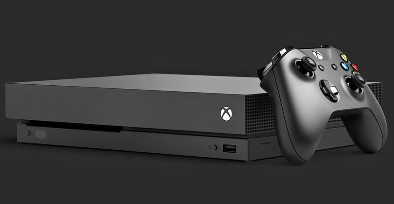 Xbox One X – more available for pre-order now!