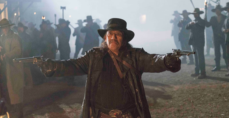 Danny's back in Tombstone