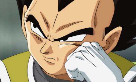 This Dragon Ball Super teaser is peak Vegeta