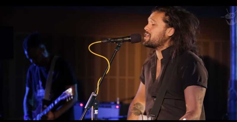 Gang of Youths tackle The Middle East's 'Blood' for Like a Version