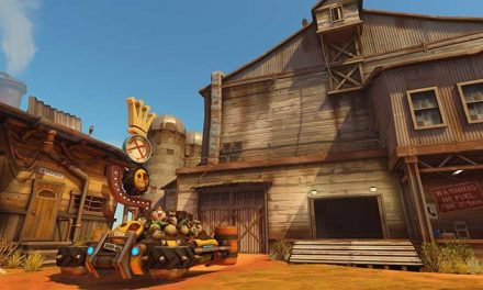More details on Overwatch's new Junkertown map