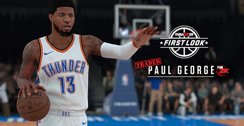 NBA 2K18 – A New Ballpark