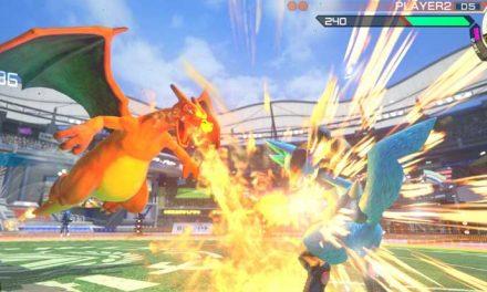 Here's Pokken Tournament DX's launch trailer