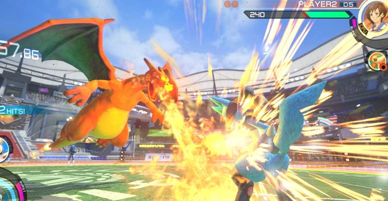 Here's Pokken Tournament DX's launch trailer