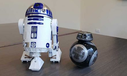 Sphero has the droids you're looking for