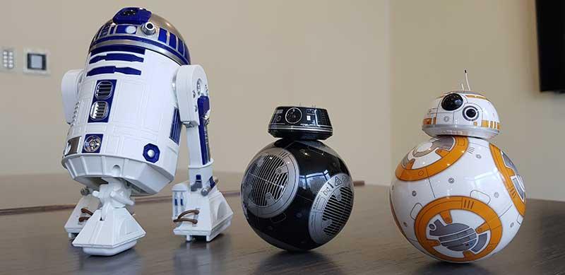 sphero-droid