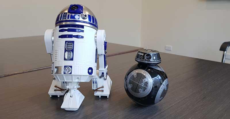 Sphero R2-D2 & BB-9E – review