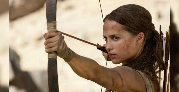 Lock up your tombs, Lara Croft is coming back!
