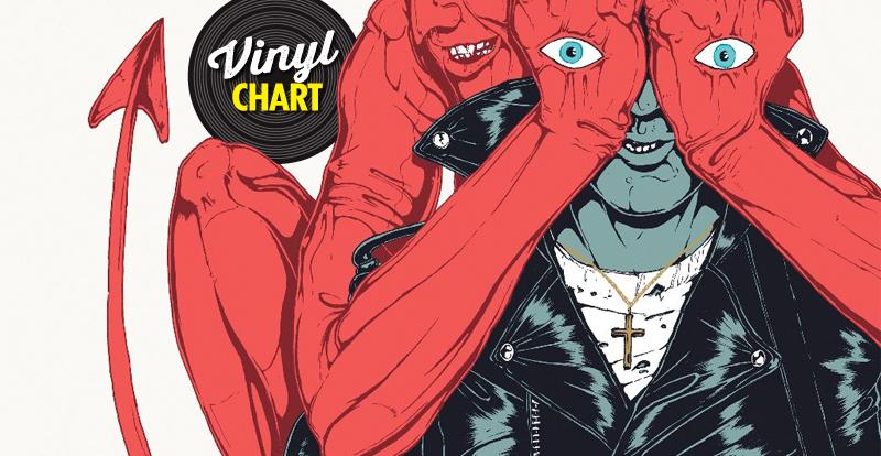 JB's vinyl chart (September, week 1)