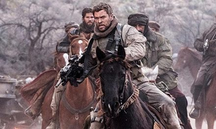 Chris Hemsworth in 9/11 drama 12 Strong
