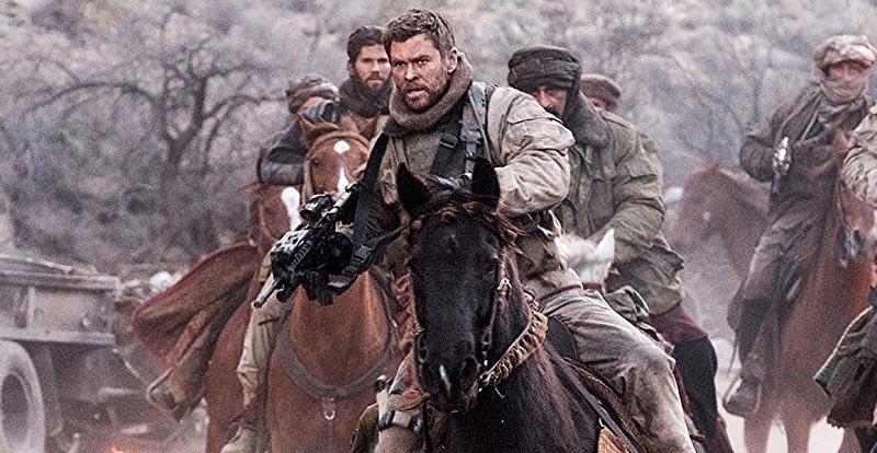 Chris Hemsworth in 9/11 drama 12 Strong