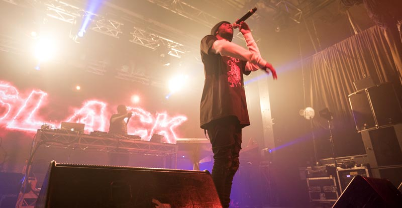 6LACK @ 170 Russell: photo gallery