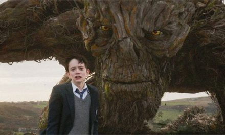 A Monster Calls on DVD and Blu-ray November 8