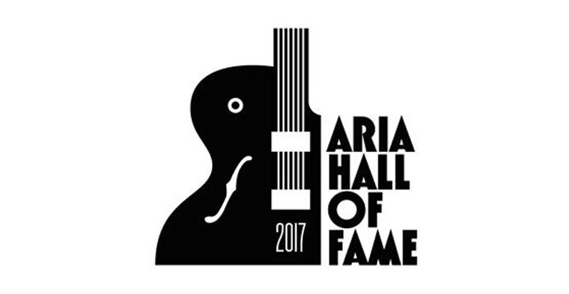 ARIA Hall of Fame 2017