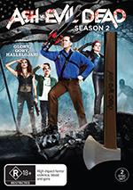 Ash vs Evil Dead Season 2 DVD Cover