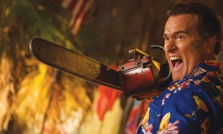 Ash vs. Evil Dead: Season 2 – interview