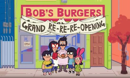 Bob's Burgers hits the fan!