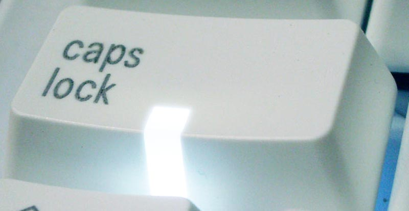 HAPPY CAPS LOCK DAY! SALUTING 10 GREAT CAPS