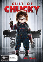 Cult Of Chucky DVD cover