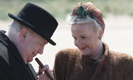 Churchill on DVD and Blu-ray  October 4
