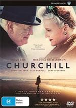 Churchill DVD Cover