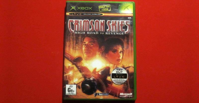Crimson Skies Xbox