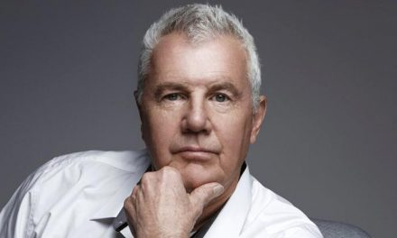Daryl Braithwaite entering ARIA Hall of Fame