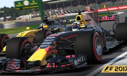 Let's stop the startwatch on a new F1 2017 update