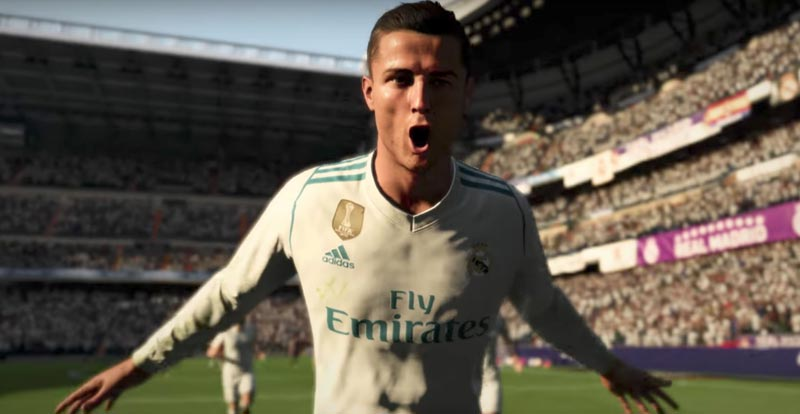 FIFA 18 goals of the month – round 1