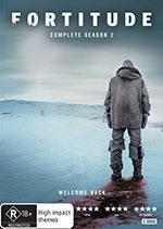 Fortitude: Season 2 DVD cover