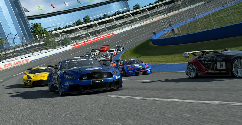 Get behind the wheel of Gran Turismo Sport for free