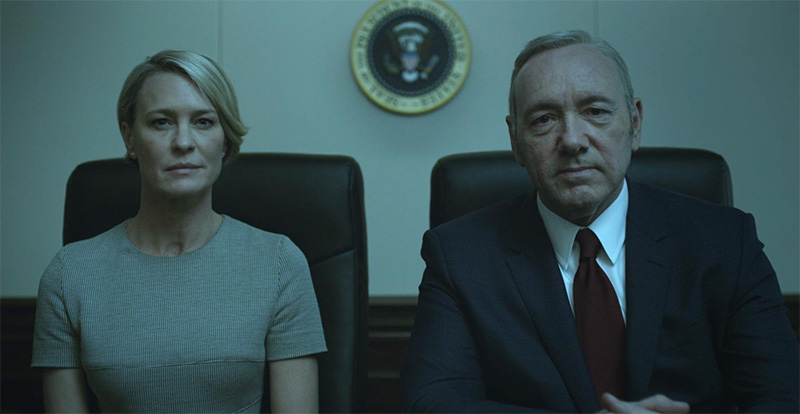 House of Cards: Season 5 on DVD and Blu-ray October 4