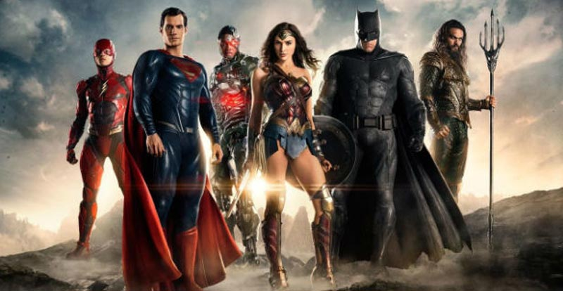 Superheroes all-in! New Justice League trailer hits