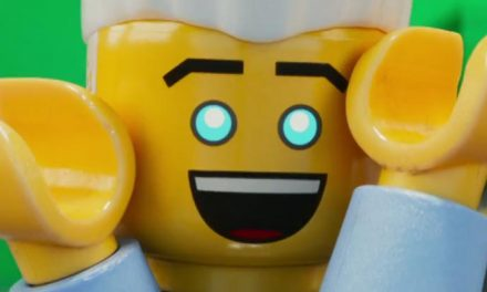 Laugh out loud! LEGO Ninjago Movie bloopers