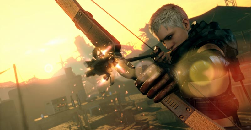 Metal Gear Survive has solid date