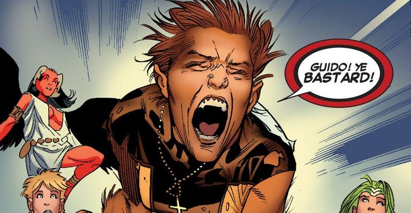 The New Mutants - Wolfsbane
