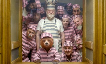 New look at Paddington 2 – how much can a bear bear?!