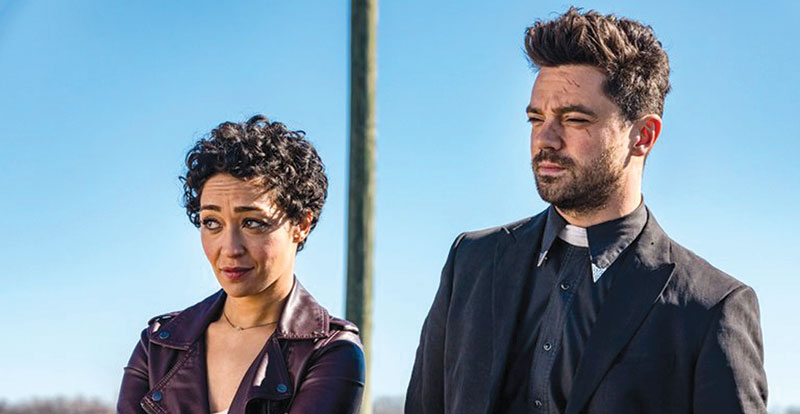 Preacher: Season 2 on DVD and Blu-ray  November 15