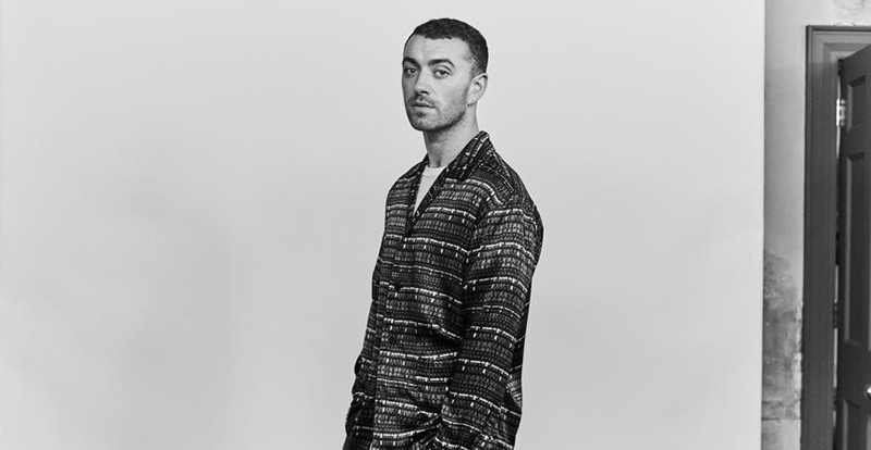 Sam Smith announces new album 'The Thrill of It All'