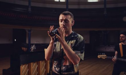 Watch the new live clip from Sam Smith