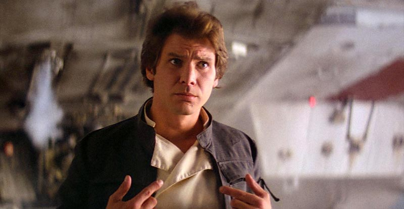 The Han Solo movie now has a name