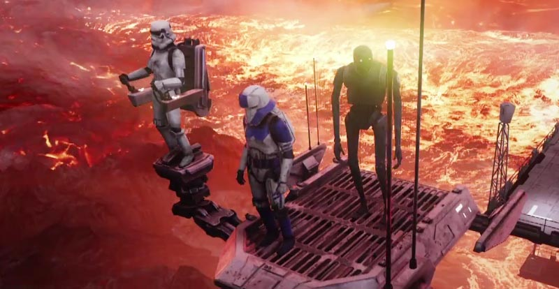 Star Wars: Secrets of the Empire – get your Stormtrooper on!