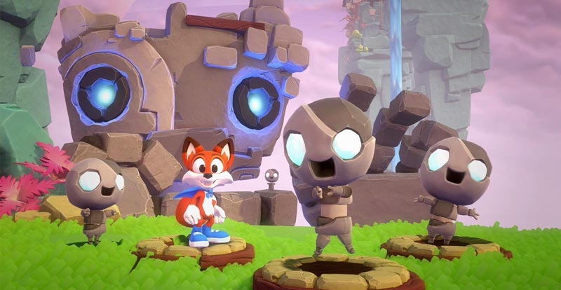 PAX AUS 2017: Super Lucky's Tale hands-on