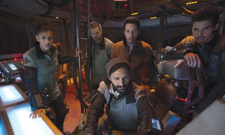 The Expanse: Season 1 on DVD and Blu-ray November 8