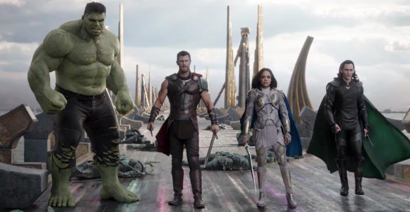 Thor: Ragnarok: Meet the Revengers!