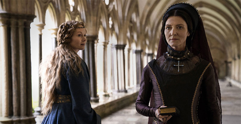 The White Princess on DVD and Blu-ray November 1