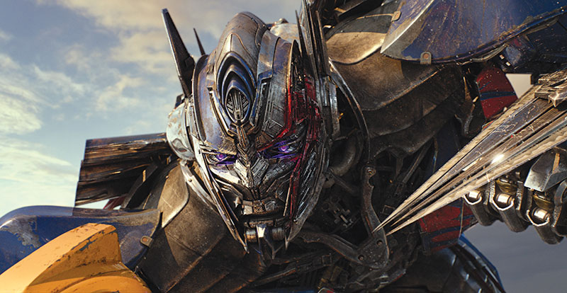 Transformers: The Last Knight on DVD, Blu-ray, 3D and 4K October 4