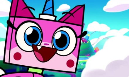 The LEGO Movie's Unikitty gets her own show